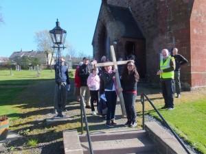 Leaving St Congan's Turriff (1024x768)