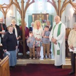Baptism of Joss and Jamie Ptterson